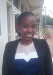 Denyse in Rwanda is an Outstanding Emerging Leader!
