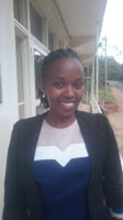 Denyse in Rwanda is an Outstanding Emerging Leader!