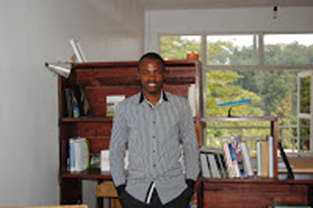 Eric celebrates 2 years with Grow Movement in Rwanda