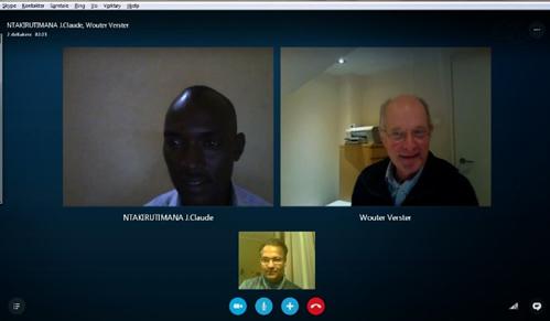 Norway, and Holland supporting Kigali Sanitation in Rwanda!